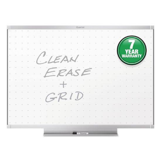 Picture of Prestige 2 Total Erase Whiteboard, 48 x 36, Aluminum Frame