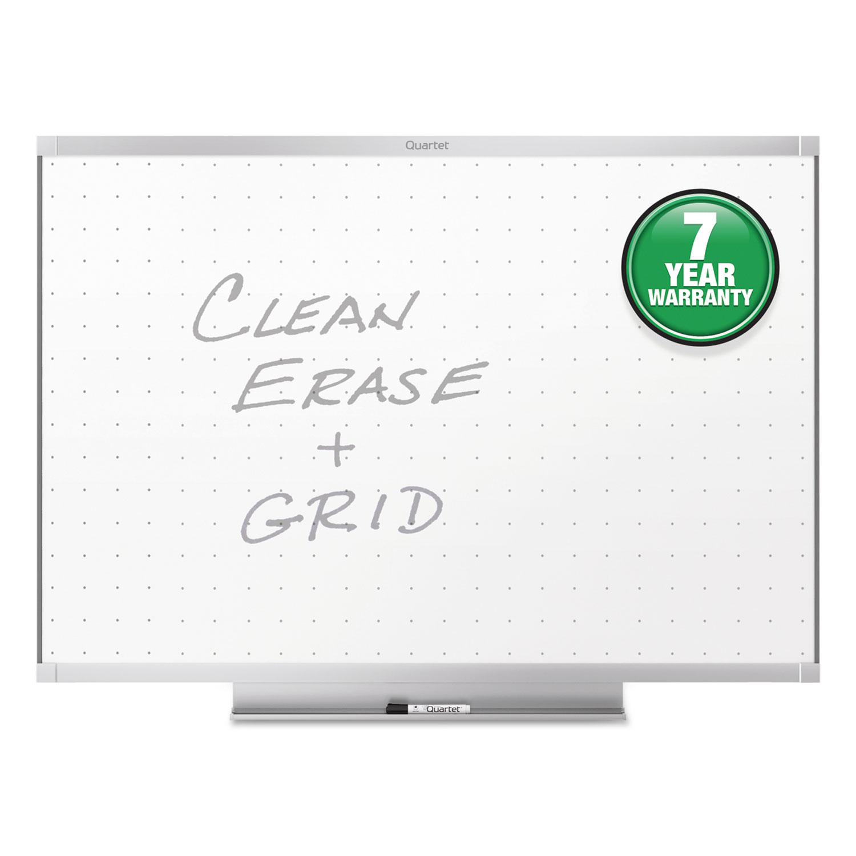 Picture of Prestige 2 Total Erase Whiteboard, 72 x 48, Aluminum Frame