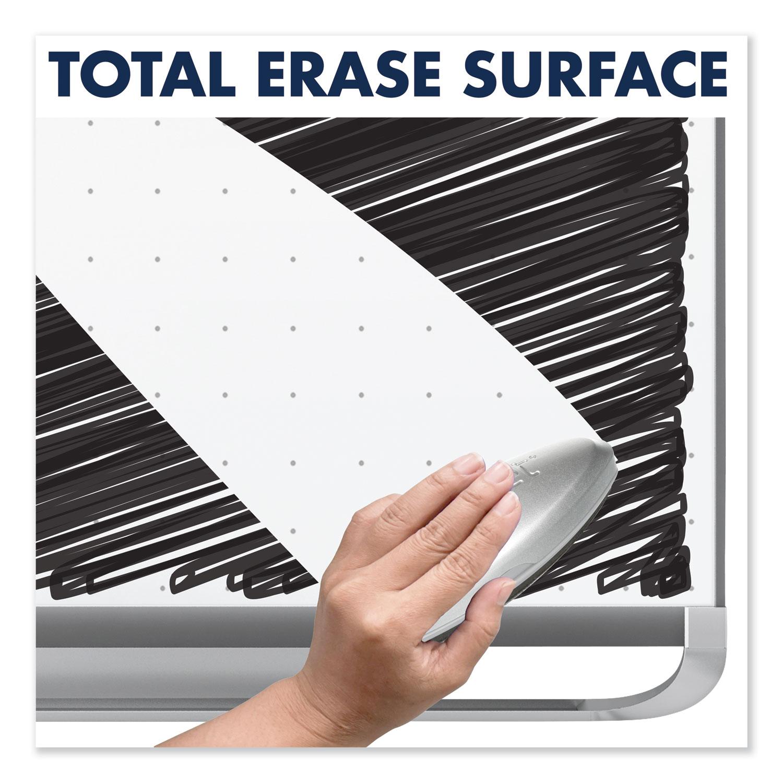 Picture of Prestige 2 Magnetic Total Erase Whiteboard, 48 x 36, Graphite Frame