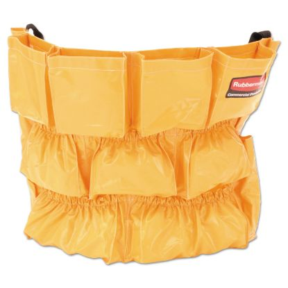 Picture of Brute Caddy Bag, 12 Pockets, Yellow