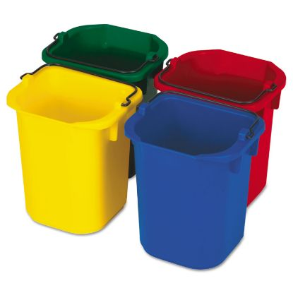 Picture of 5-Quart Disinfecting Utility Pail, 4 Colors
