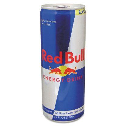 Picture of Energy Drink, Original Flavor, 8.4 oz Can, 24/Carton
