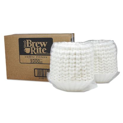 Picture of Basket Filters for Retail and Commercial Coffeemakers, 12 Cups, 1000/Carton