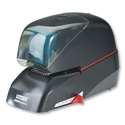 Picture of 5080e Professional Electric Stapler, 90-Sheet Capacity, Black