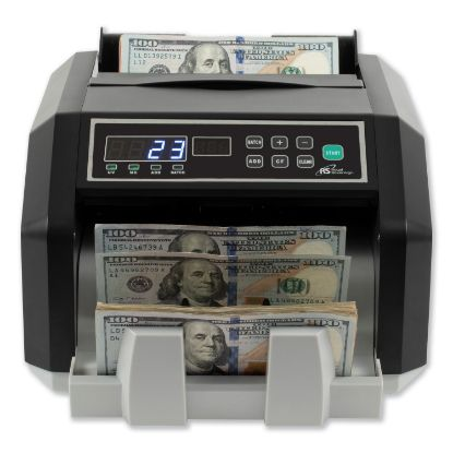 Picture of Back Load Bill Counter with Counterfeit Detection, 1400 Bills/Min