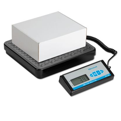 Picture of Bench Scale with Remote Display, 400lb Capacity, 12 1/5 x 11 7/10 Platform