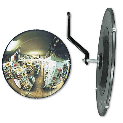 """Picture of 160 degree Convex Security Mirror, 18"""" Diameter"""