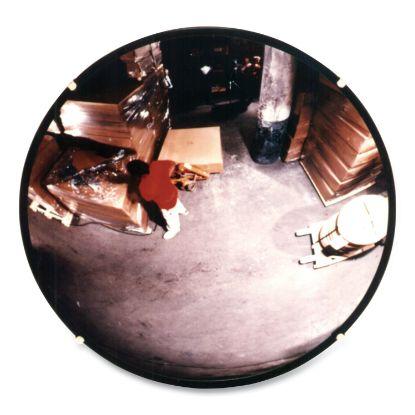 """Picture of 160 degree Convex Security Mirror, 26"""" Diameter"""
