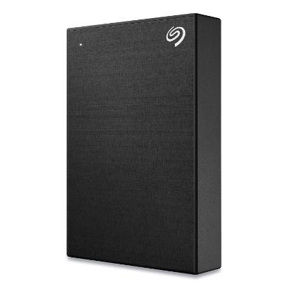 Picture of Backup Plus External Hard Drive, 4 TB, USB 2.0/3.0, Black