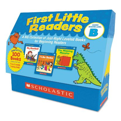 Picture of First Little Readers, Reading, Grades Pre K-2, 8 Pages/Book, 20 Books, Level B