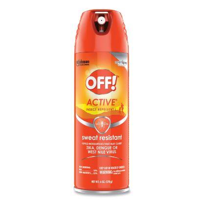 Picture of ACTIVE Insect Repellent, 6 oz Aerosol, 12/Carton