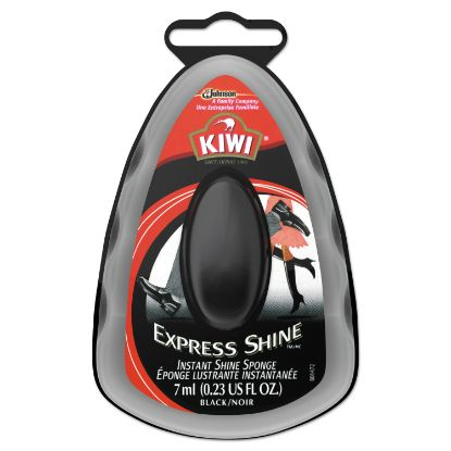 Picture of Express Shine Sponge, Black