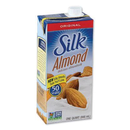 Picture of Almond Milk, Original, 32 oz Aseptic Box