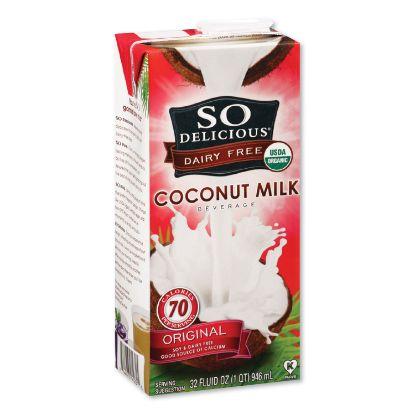 Picture of Coconut Milk, Original, 32 oz Aseptic Box