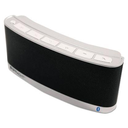 Picture of blunote 2 Portable Wireless Bluetooth Speaker, Black/Silver