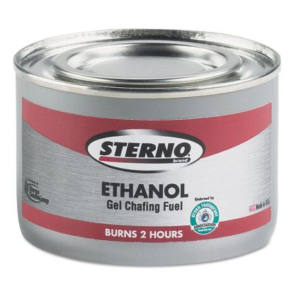 Picture of Ethanol Gel Chafing Fuel Can, 170g, 72/Carton