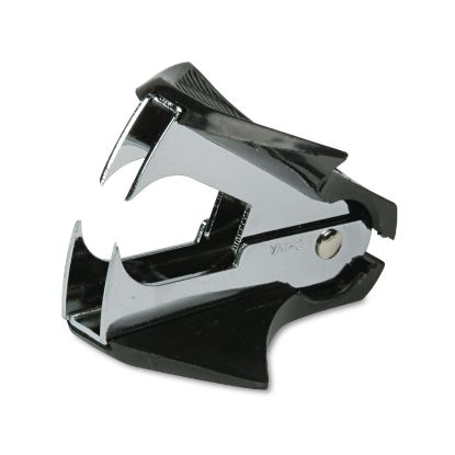 Picture of Deluxe Jaw-Style Staple Remover, Black