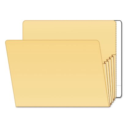Picture of File Folder End Tab Converter Extenda Strip, 3 1/4 x 9 1/2, White
