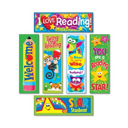 Picture of Bookmark Combo Packs, Reading Fun Variety Pack #2, 2w x 6h, 216/Pack