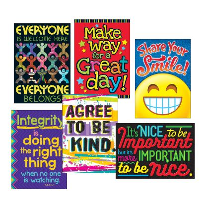 """Picture of ARGUS Poster Combo Pack, """"Kindness Matters"""", 13 3/8w x 19h"""