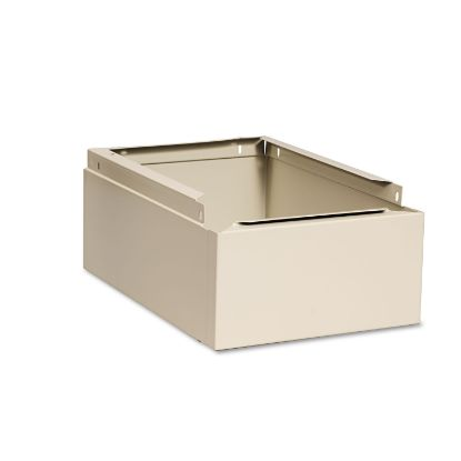 Picture of Optional Locker Base, 12w x 18d x 6h, Sand