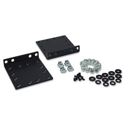 Picture of Heavy-Duty 2-Post Front Mounting Ear Kit, Supports 2U Cabinets, 65 lbs Capacity