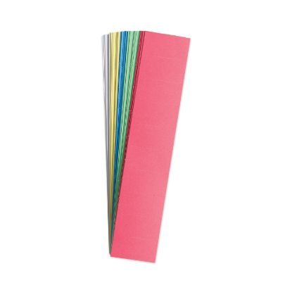 Picture of Data Card Replacement, 2 x 1, Assorted Colors, 1000/Pack