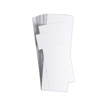 Picture of Data Card Replacement, 3 x 1.75, White, 500/Pack