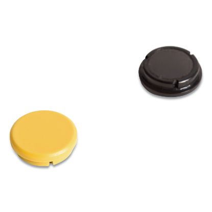 """Picture of Board Magnets, Circles, Assorted, 0.75"""", 10/Pack"""
