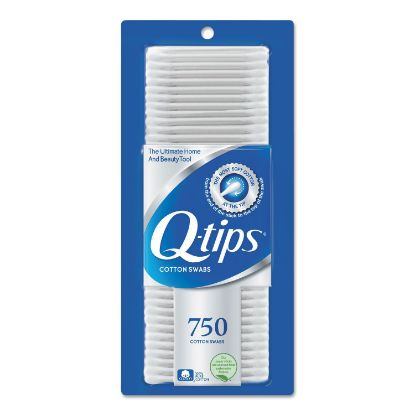 Picture of Cotton Swabs, 750/Pack, 12/Carton