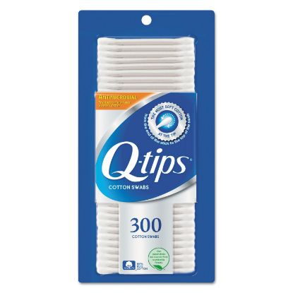 Picture of Cotton Swabs, Antibacterial, 300/Pack