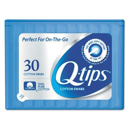 Picture of Cotton Swabs, 30/Pack, 36 Packs/Carton
