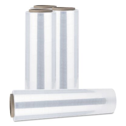 """Picture of Handwrap Stretch Film, 12"""" x 1500 ft Roll, 20mic (80-Gauge), 4/Carton"""
