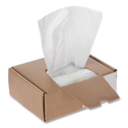 Picture of High-Density Shredder Bags, 16 gal Capacity, 100/Box
