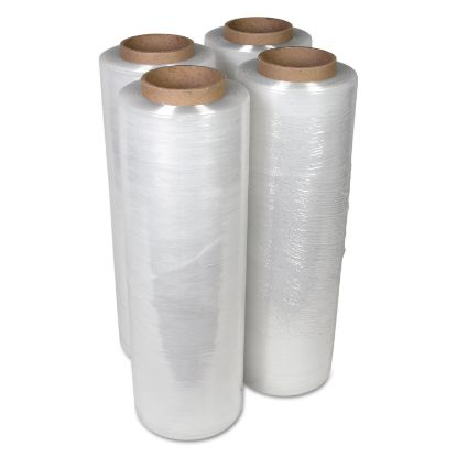 """Picture of Handwrap Stretch Film, 18"""" x 2000ft Roll, 15mic (60-Gauge), 4/Carton"""