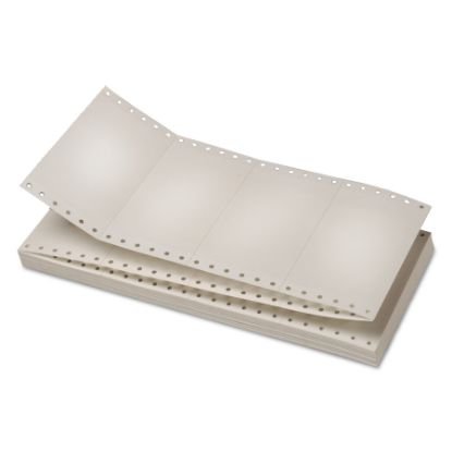 Picture of Continuous Unruled Index Cards, 3 x 5, White, 4,000/Carton
