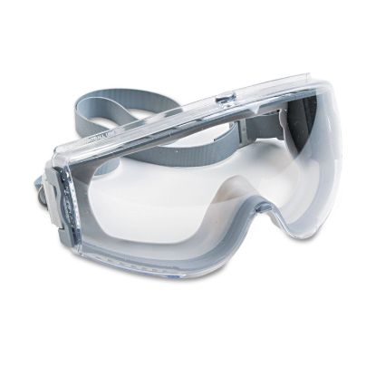 Picture of Stealth Antifog, Antiscratch, Antistatic Goggles, Clear Lens, Gray Frame
