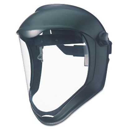 Picture of Bionic Face Shield, Matte Black Frame, Clear Lens