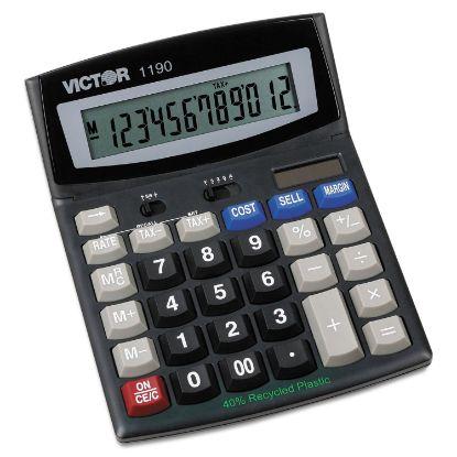 Picture of 1190 Executive Desktop Calculator, 12-Digit LCD