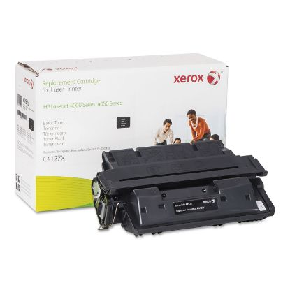 Picture of 006R00926 Replacement High-Yield Toner for C4127X (27X), Black