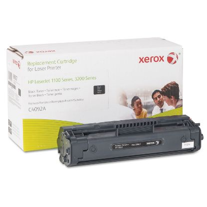 Picture of 006R00927 Replacement Toner for C4092A (92A), Black