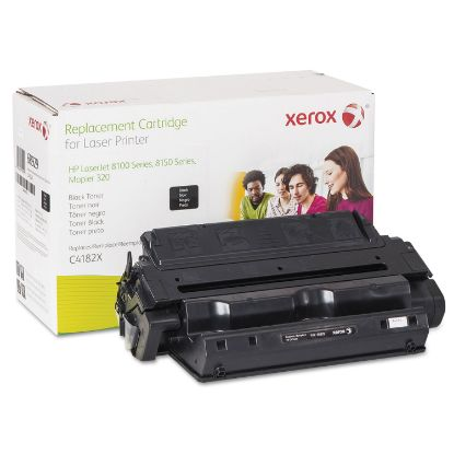 Picture of 006R00929 Replacement High-Yield Toner for C4182X (82X), Black