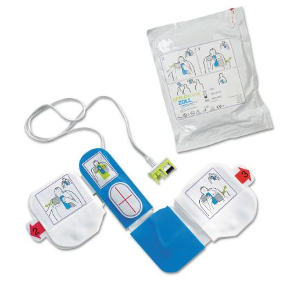 Picture of CPR-D-Padz Adult Electrodes, 5-Year Shelf Life